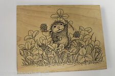 Stampa Rosa House Mouse O Lucky Day Rubber Stamp