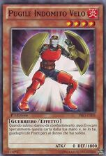 3x Pugile Indomito Velo YU-GI-OH! PRIO-IT009 Ita COMMON 1 Ed.