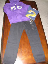 P.S. Aeropostale girl's pant set, 3 pc., NWT, sz. 8-10
