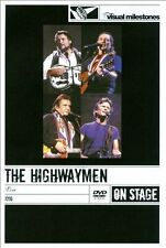 HIGHWAYMEN LIVE NEW DVD REGION 2