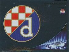 N°066 LOGO BADGE DINAMO ZAGREB CHAMPIONS LEAGUE 2013 STICKER PANINI