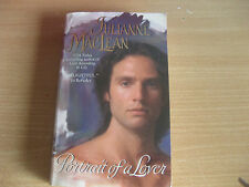 PORTRAIT OF A LOVER BY JULIANNE MACLEAN HISTORICAL ROMANCE GC