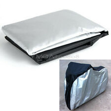 New Motorcycle Motorbike Waterproof Snow Rain Cover Anti Dust Protection Size S