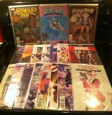 Howard Duck 1-3 Unbelievable Gwenpool #0-10 Variants  Deadpool Secret War 2 24BK