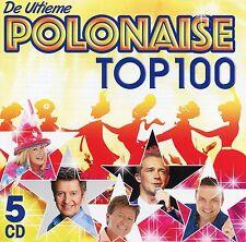 De Ultieme Polonaise Top 100 (Laura Lynn, Christoff, Deurzakkers,..)(5 CD)