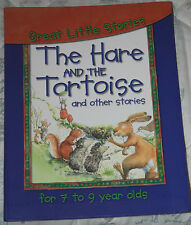 THE HARE AND THE TORTOISE & OTHER STORIES Vic Parker 2001 Miles Kelley p/b