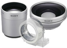 SONY VCL-D2046 + VCL-D0746 + VAD-WG for DSC-W220 W270