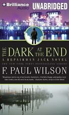 Repairman Jack: The Dark at the End 15 by F. Paul Wilson (2014, MP3 CD,...