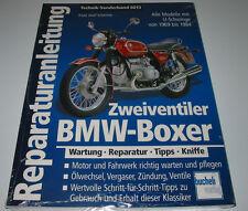 Reparaturanleitung BMW Boxer R 50/5 R60/5 R75/5 R60/6 R80 RT R 100 S RS RT NEU!