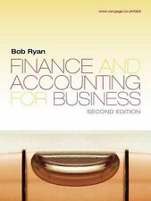 Finance and Accounting for Business by Bob Ryan (Paperback, 2008)