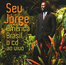 América Brasil: O CD ao Vivo by Seu Jorge (CD, Sep-2005, EMI)