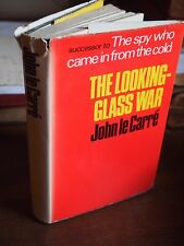 1965 THE LOOKING GLASS WAR BY JOHN LE CARRE  FIRST EDITION SPY NOVEL SMILEY