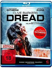 Clive Barker's DREAD (UNCUT EDITION) [Blu-ray]  Horror-Thriller * NEU & OVP *
