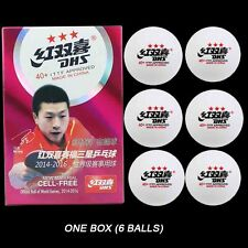 12 x DHS 3 Star 40+ Table Tennis Ball Pingpong Ball ITTF APPROVED