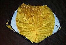 Insport Silky Tricot Vintage Nylon Running Sprinter Shorts Large