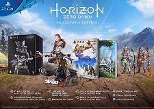 PS4 Horizon Zero Dawn - Collector's Edition