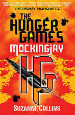 Mockingjay (part III of The Hunger Games Trilogy),ACCEPTABLE Book
