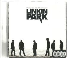 CD . LINKIN PARK - Minutes to Midnight (NEU! Shadow of the day Given up