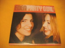 Cardsleeve Single CD EDEN Party Girl 2TR 1999 pop rock Roos Van Acker