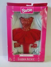 1998 Barbie Outfit ~  Fashion Avenue Party ~ Cocktail Dress ~ NEW in Box
