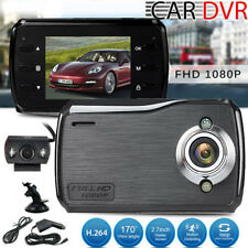 1080p Full HD Car DVR Video Camera 170° Lens Dashboard Cam Night Vision Recorder