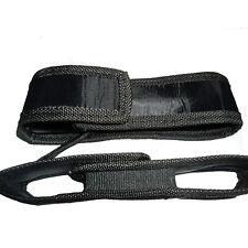 Nylon Holster Holder Belt Pouch Case Bag for Ultrafire Cree LED Flashlight Torch