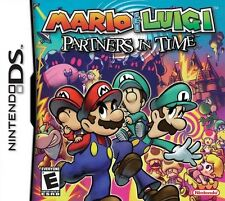 Mario & Luigi: Partners In Time - Nintendo DS Game