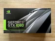Nvidia GeForce GTX 1080 FOUNDERS EDITION Video Graphics Card *Brand NEW*