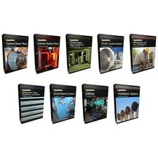 HVAC réfrigération formation collection bundle