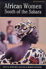 AFRICAN WOMEN SOUTH OF THE SAHARA, M.J. HAY, S. STICHTER, Used; Good Book