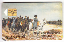 TELECARTE / PHONECARD .. FRANCE 50U PRIVEE EN623 NAPOLEON ARME 04/93 UT/BE C.20€