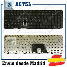 TECLADO ESPAÑOL para HP PAVILION DV6-6C50SS with FRAME