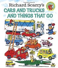 Cars and Trucks and Things That Go by Richard Scarry (Hardcover)