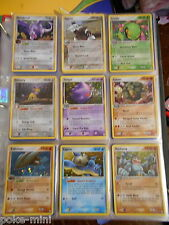 A COMPLETE SET EX LEGEND MAKER 82  POKEMON CARDS NOT LV X SHININGS ARTS ECT