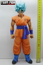 BANPRESTO BIG FIGURINE DRAGON BALL Z MASTER STAR PIECE SUPER SAIYAN GOD - GOKU