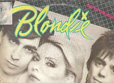 LP 3414  BLONDIE  EAT TO THE BEAT