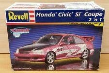 REVELL HONDA CIVIC SI COUPE 2n1 1/25 Model Car Mountain KIT FS