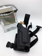 S.A. 1911 Operator w/ M3 M6 Light  Safariland 6004 SLS Tactical Thigh Holster LH