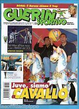 GUERIN SPORTIVO-1997 n.15- VIERI-AMORUSO-GANZ-CAPELLO. -CALCIOMONDO