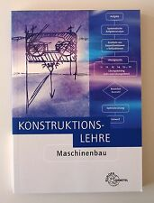 Konstruktionslehre Maschinenbau von Markus Bürger (2009, Taschenbuch)