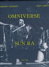OMNIVERSE: SUN RA - 304-PAGE COMPREHENSIVE HARDCOVER SUN RA REFERENCE BOOK!