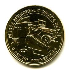 14 SAINT-LAURENT-SUR-MER Omaha Beach, D-DAY, 70 ans, 2014, Monnaie de Paris