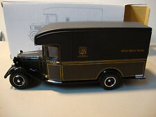 UNITED PARCEL SERVICE U.P.S 1934 FORD MODEL A DELIVERY VAN/TRUCK  1/28 SCALE