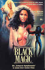 Black Magic DVD Hardbox X Rated Kult Ajita Wilson Euro Italian Horror