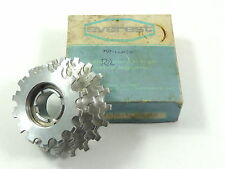 Everest Alloy freewheel 6 Speed 14-19 French Thread Vintage Road Bicycle NOS