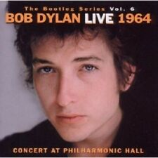 BOB DYLAN - THE BOOTLEG VOL.6: BOB DYLAN LIVE 1964-CONCERT 2 CD 19 TRACKS NEU