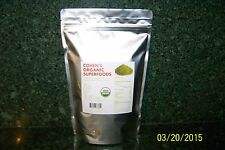 100% USDA RAW ORGANIC  MORINGA  LEAF   POWDER    1 lb.   oleifera