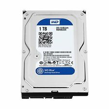 "Western Digital Blue 1TB SATA III 6 Gb/s 64MB 7200rpm 3.5"" Internal Hard Drive"