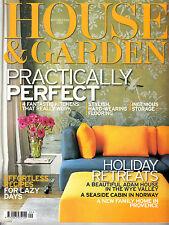 House & Garden Kitchen Provence Seaside Cabin Norway UK Ed. (September 2006)