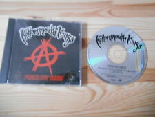 CD pop Kottonmouth Kings-peace not Greed (2 chanson) promo suburban Noize